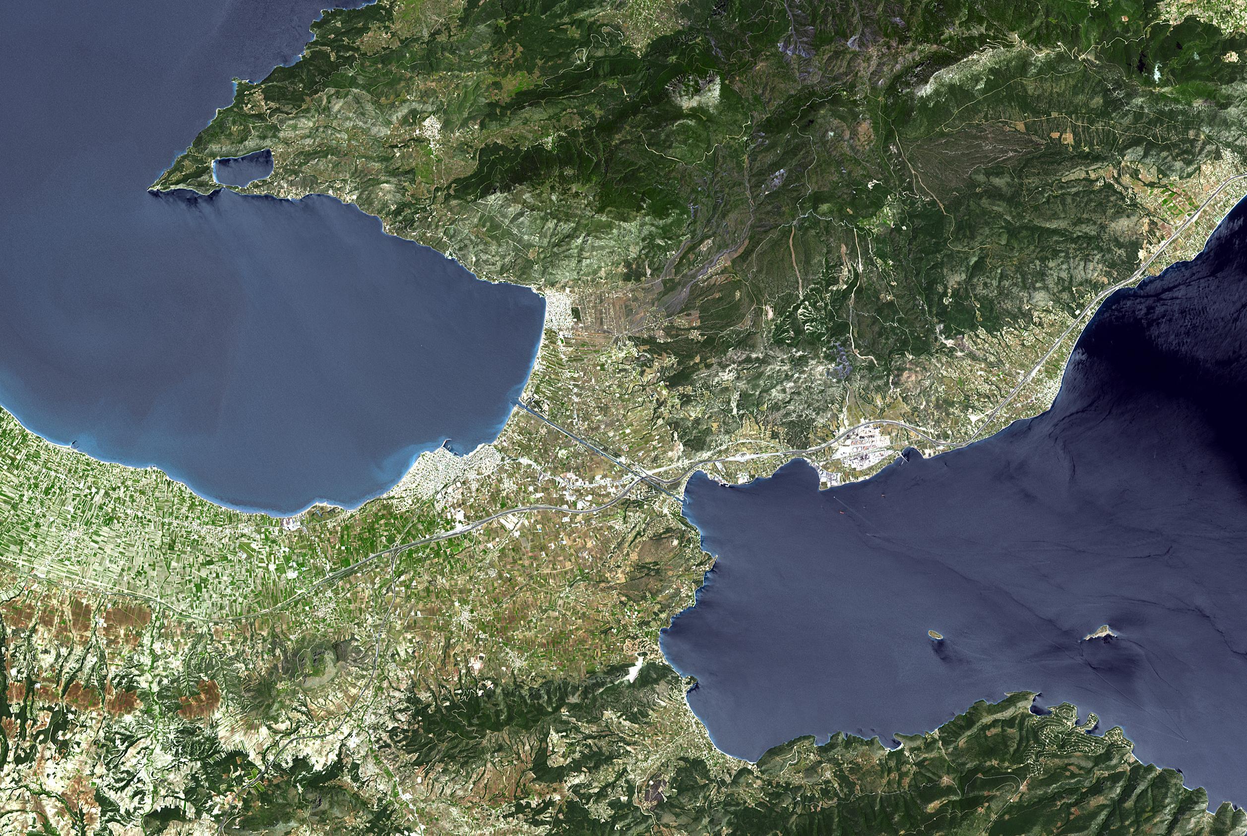 Golful Corint