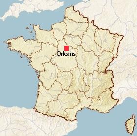 Harta Frantei