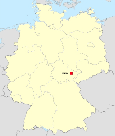Harta Germaniei