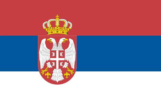 Steagul Serbiei